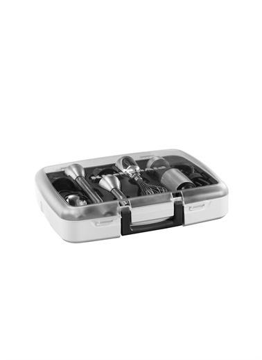 KitchenAid Blender & Blender Seti Gümüş